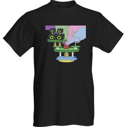 shirt GB music machine