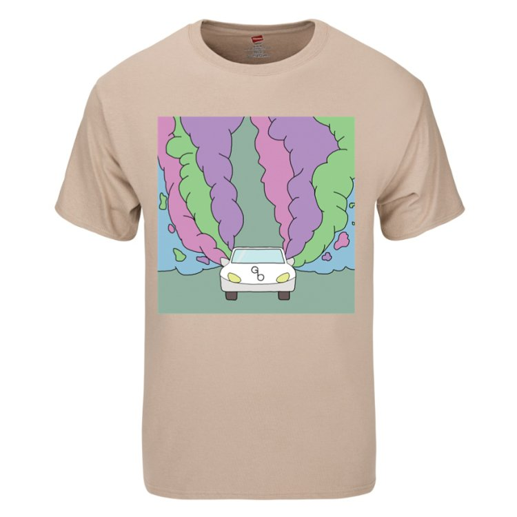 shirt Hot box Car